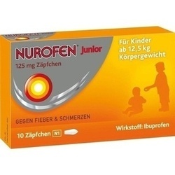 NUROFEN JUNIOR 125MG ZAEPF