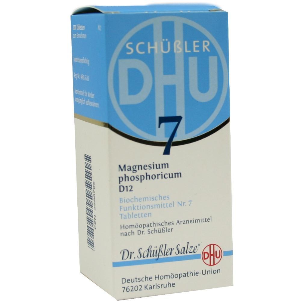 Biochemie Dhu 7 Magnesium Phosphoricum D12