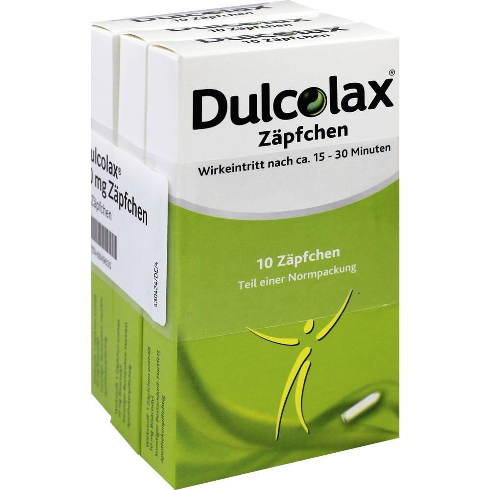 Dulcolax Zäpfchen Schwangerschaft